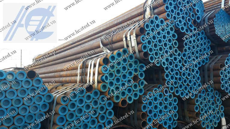 Seamless steel pipes 219 x 8.18 x 6m