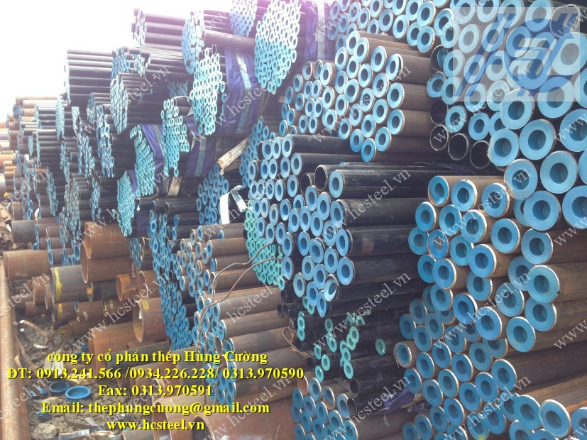 Seamless steel pipes 76 x 5.2mm x 6m