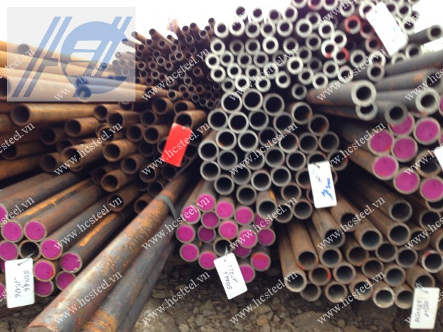 Seamless steel pipes 57 x 3.5mm x 6m